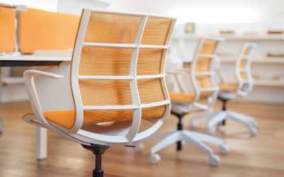 SE:JOY – La nuova sedia ergonomica di SEDUS