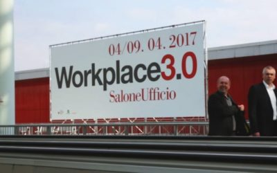 Salone del mobile 2017: WORKPLACE 3.0
