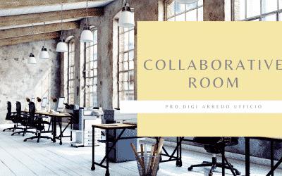 La collaborative room, che cos'è e qual è la sua funzione principale.